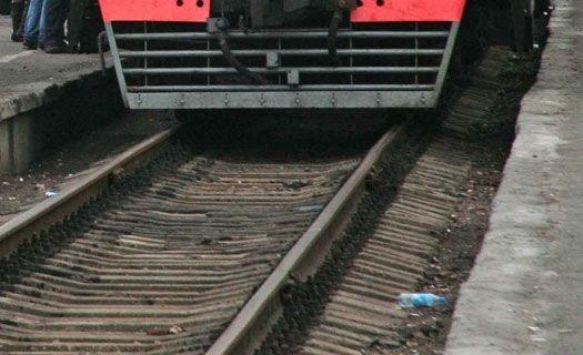 В Бугуруслане поезд сбил женщину