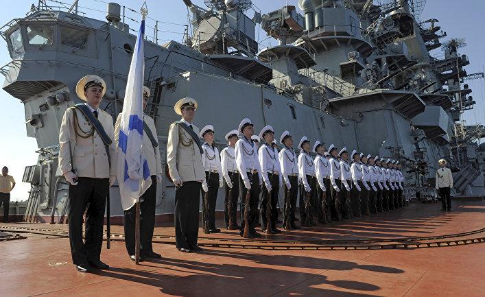 Где пройдут торжественные мероприятия на день ВМФ в Оренбурге