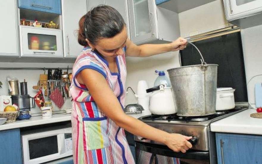 Отключение горячей воды в Оренбурге с 9 по 11 августа в Степном