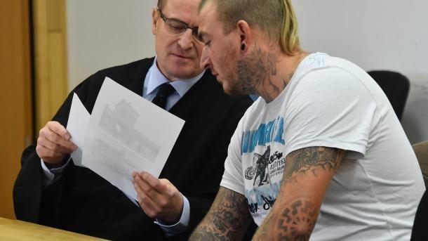 Орчанина оштрафовали за нацистскую татуировку
