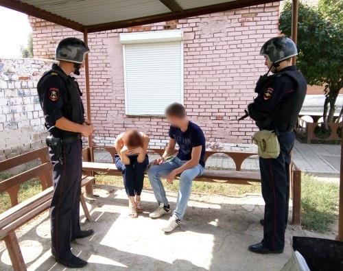 Бойцы Росгвардии задержали Орчанина с марихуаной