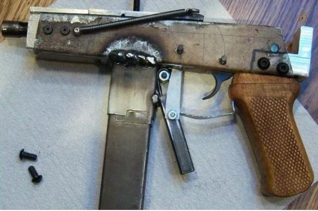 Житель Гая осужден за изготовление автоматов и пулеметов