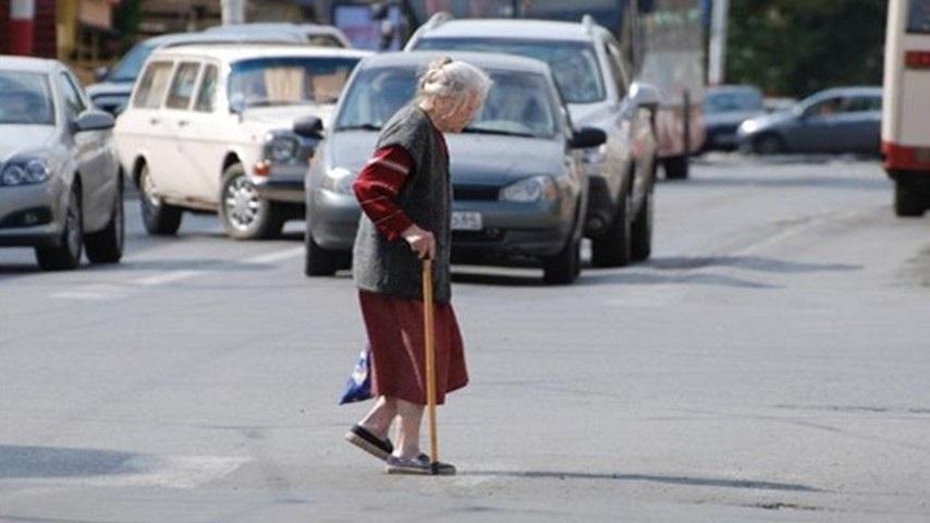 "Под Кувандыком ""Нива"" сбила 83-летнюю пенсионерку"