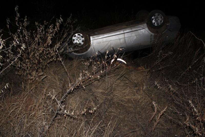 В Кваркенском районе в ДТП погиб 54-летний водитель