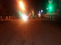 """На перекрестке улиц Одесской и Полигонной """"ПАЗ"""" не уступил дорогу легковому автомобилю"""